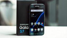 Galaxy S7 ve S7 Edge güncellemesi hata ve sorunlarla geldi