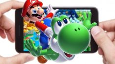 Nintendo'da Nihayet Mobil Oyun Sektörüne Girdi