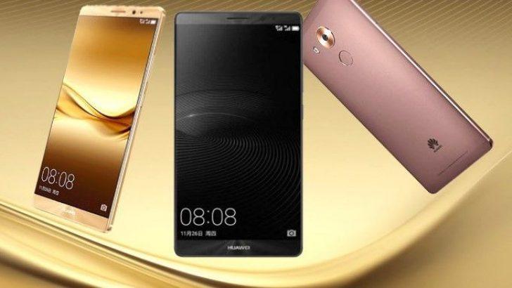 Huawei Mate 9'un resmi render görüntüsü sızdırıldı