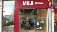 Türkiye'den ayrılan markaların arasına Japon Muji'de katıldı