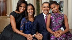 İşte Obama ailesinin taşınacağı yeni ev