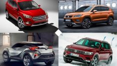 SUV otomobil pazarında dev rekabet