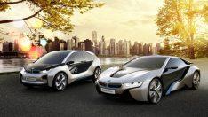 BMW elektrikli araçta hedef büyüttü