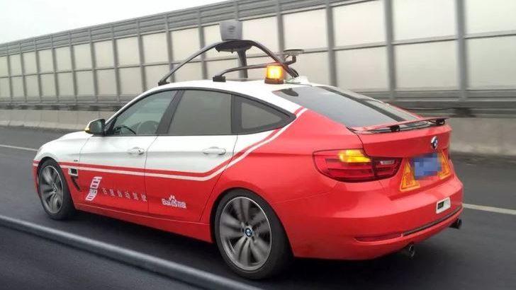 BMW ve Baidu ortaklığı bitti mi?