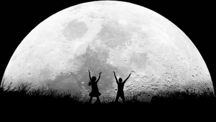 Son 70 yılın en büyük dolunayına hazır mısınız?