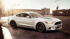 Avrupa pazarına özel iki yeni Ford Mustang: Black Shadow ve Blue Edition