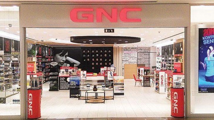 GNC Türkiye'nin şubeleri teker teker kapanıyor