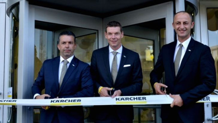 Alman Karcher'in Türkiye ofisi birinci oldu