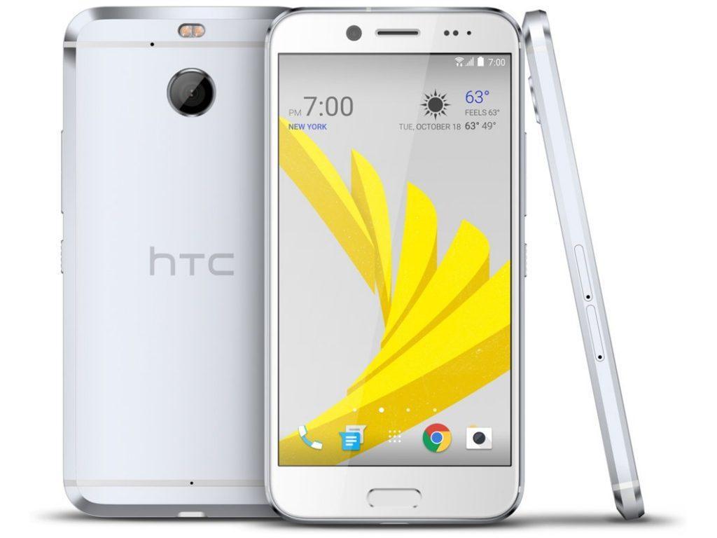 Daha önce sızdırılan HTC 10 evo görseli