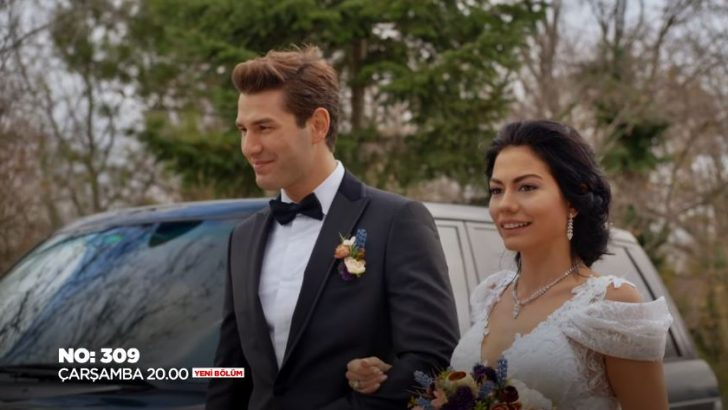 No:309'da beklenen düğün: Lale ve Onur evleniyor!