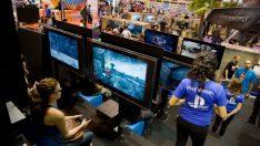 Oyun tutkunları Madrid'de IFEMA oyun fuarında buluştu