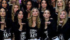Victoria's Secret 2016 Paris'ten ilk görüntüler