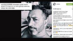 Cem Yılmaz'ın çıplak paylaşımına tehdit hakaret yağıyor