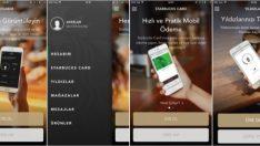 Starbucks'ın kazandıran mobil uygulaması Türkiye'de