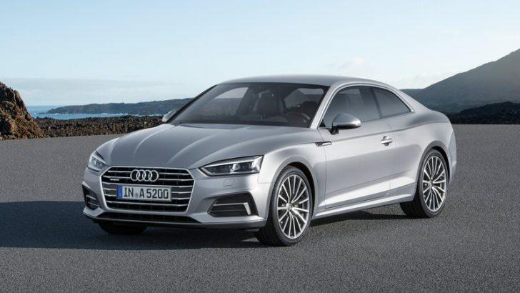 2017 Audi A5 Türkiye'de! İşte fiyatı ve özellikleri