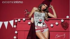 Emina Sandal ünlü iç giyim markasının yeni yüzü