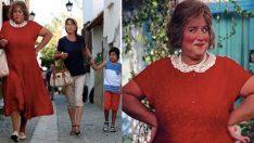 Ata Demirer 'Olanlar Oldu' filminde kadın oldu