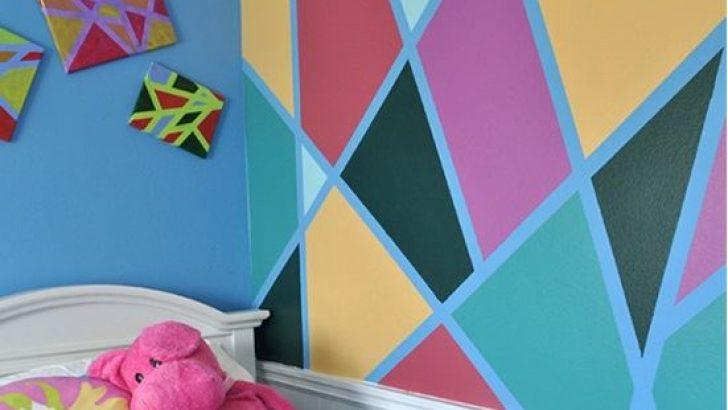 Evinizin duvarını sanat eserine çevirecek 16 muhteşem boyama