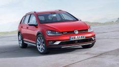2017 Volkswagen Golf'e ilk bakış