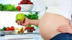 Anne adayları hamilelikte beslenmeye dikkat edin