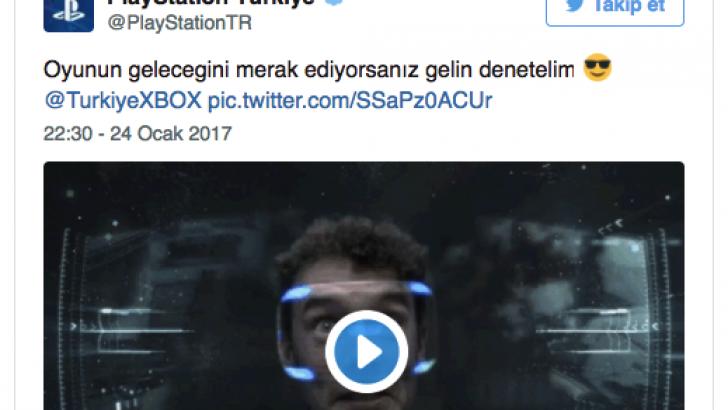 Sony Türkiye'den Microsoft'a bomba cevap!