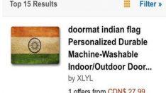 Amazon Hindistan'ı 'paspas' etti