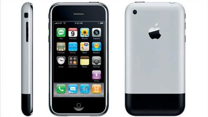 İlk iPhone'dan günümüze tüm iPhone'lar