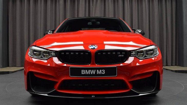 Özel yapım performans canavarı BMW F80 M3