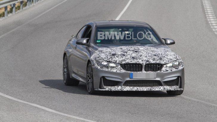 2017 BMW M4 görüntülendi