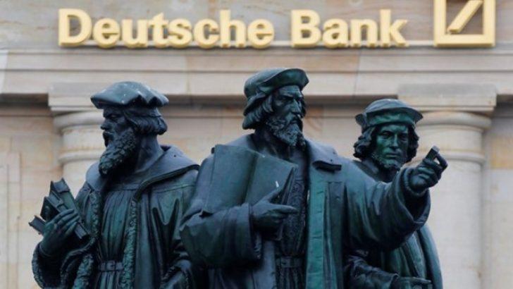 Deutsche Bank'tan çalışanlarına kötü haber