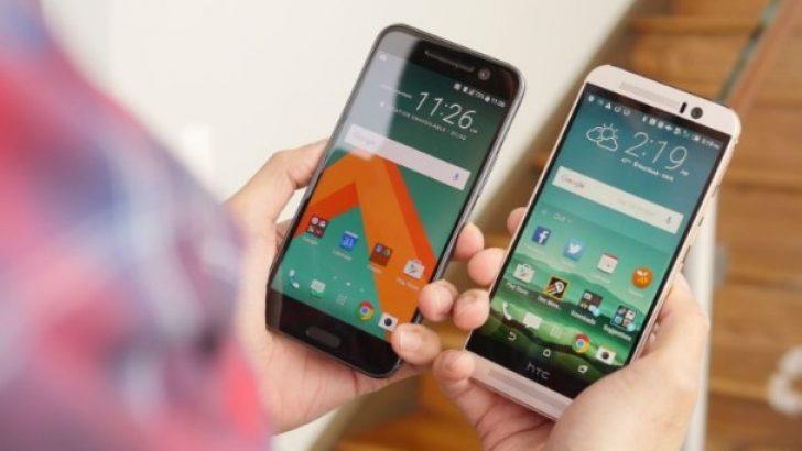 HTC 10 ve One M9'a Android 7.0 Nougat güncellemesi ne zaman gelecek