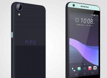 HTC Desire 650 görücüye çıktı