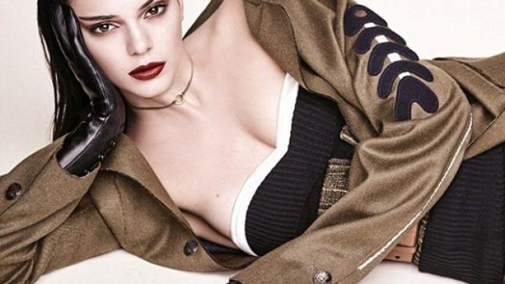 Kendall Jenner beyaz perdeye göz kırptı