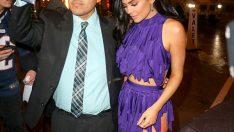 Kylie Jenner'in cesur kıyafeti törene damga vurdu