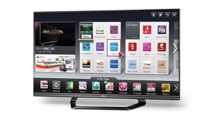 LG televizyonlar internete nasıl bağlanır