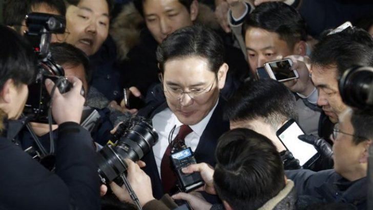 Samsung'un varisi Lee Jae-yong için mahkemeden sürpriz karar