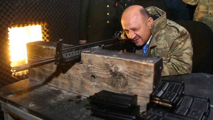 Milli Piyade Tüfeği MPT-76 Mehmetçikle buluşuyor