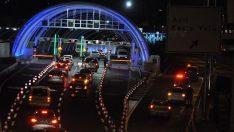 Avrasya Tüneli'nin yeni geçiş ücretleri belli oldu