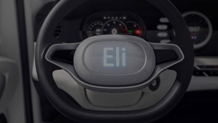 Eli-Zero elektrikli otomobil şehir içi ulaşımda yeni çözümler sunuyor