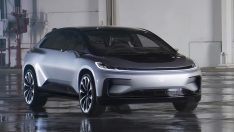 İşte en çabuk hızlanan elektrikli otomobil: FF91