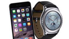 Samsung Galaxy Gear akıllı saatler iPhone ile kullanılabilecek