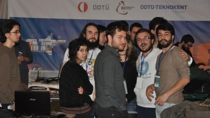 Global Game Jam (GGJ) maratonu Ankara'da başlıyor