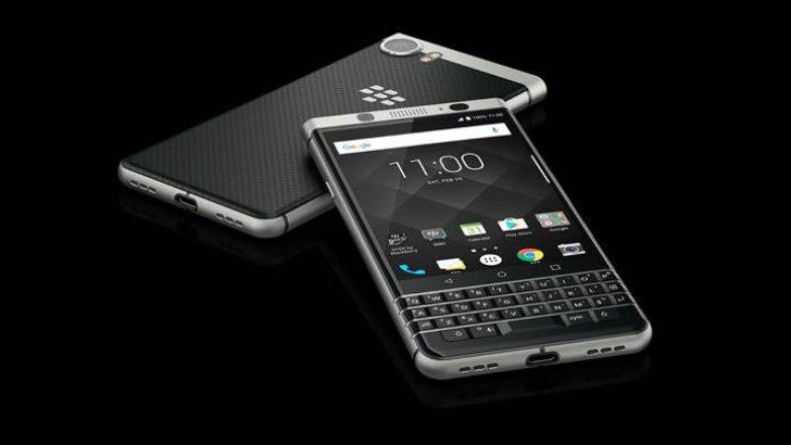 BlackBerry KEYone telefonu ile geri döndü