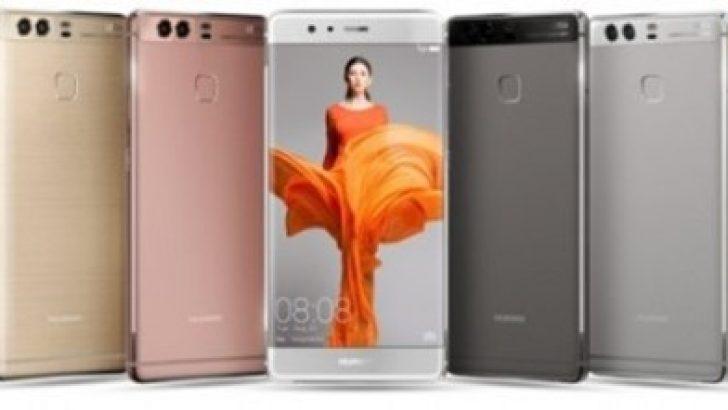 Huawei P10 ve Huawei P10 Plus görücüye çıktı