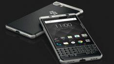 BlackBerry KEYone görücüye çıktı