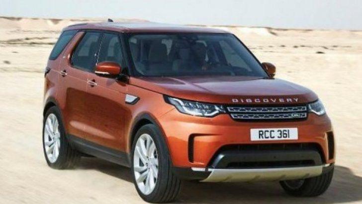Jaguar & Land Rover'ın yeni SUV'ları geliyor