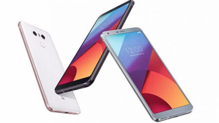 LG G6 tanıtıldı! İşte LG G6'nın fiyatı ve özellikleri