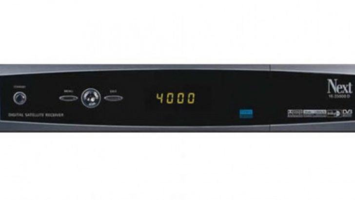 Nextstar 5000-5500-6500-7500-8500 Türksat 4A frekans ayarları