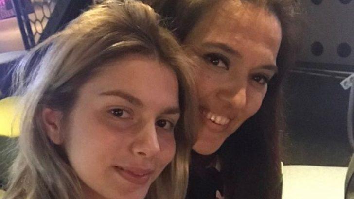 Demet Akalın, Aleyna Tilki ile yan yana fotoğrafını paylaştı