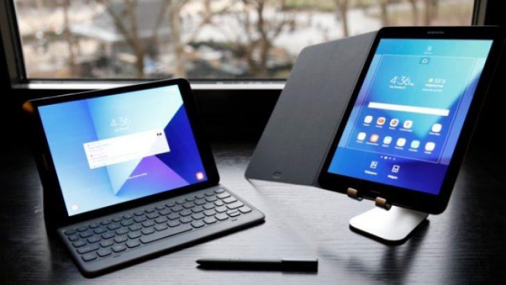 Samsung Galaxy Tab S3 tablet tanıtıldı! İşte fiyatı ve özellikleri